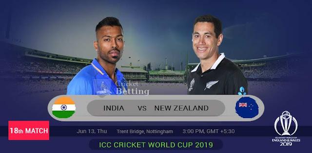 India vs New Zealand My Dream 11 Team