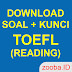 DOWNLOAD SOAL READING TOEFL + KUNCI JAWABAN (LONGMAN PRE-TEST)