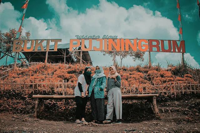 Bukit Puji Ningrum Tasikmalaya Jawa Barat