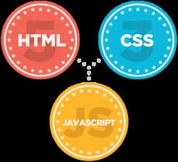 اللغات المستخدمة فى تصميم صفحات الويب