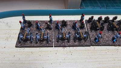 Confederate artillery, limbers and Generals picture 5