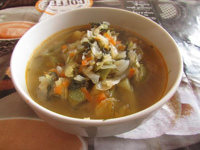 zupa miszmasz z warzyw
