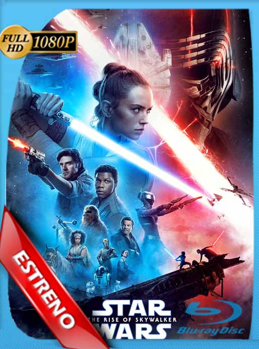 Star Wars: Episodio IX – El ascenso de Skywalker (2019) HD [1080p] Latino [GoogleDrive] SilvestreHD