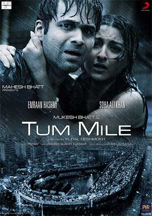 Tum Mile 2009 Full Hindi Movie Download HDRip 720p