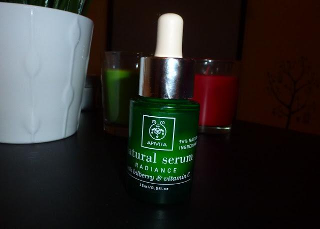 apivita radiance serum