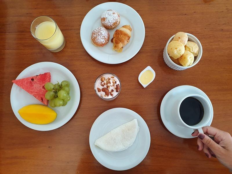 Hotel com melhor café da manhã de Aracaju