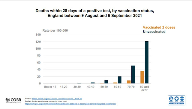 140921 UK Briefing slides deaths by age and vaccination status