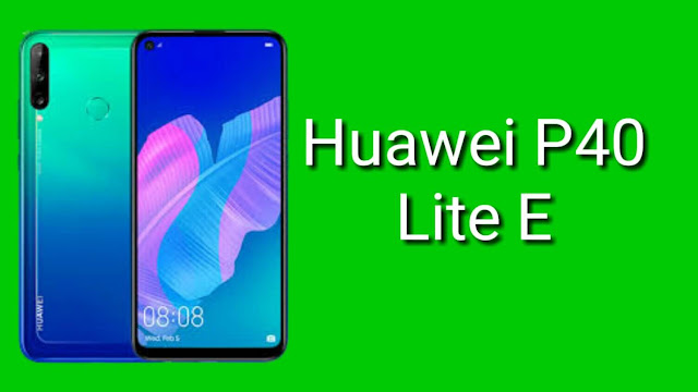 Huawei P40 Lite E: Quick Review