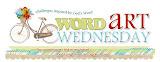 Winner chez Word Art Wednesday
