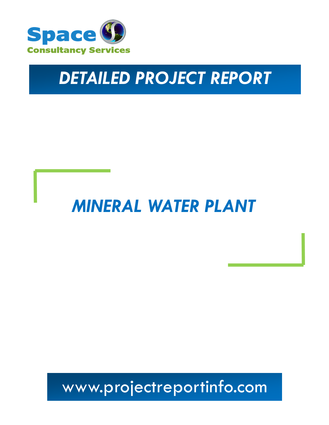 Project Report on Mineral Water Plant