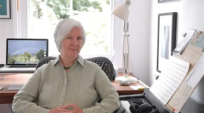 Judith Weir (Photo Suzanne Jansen)