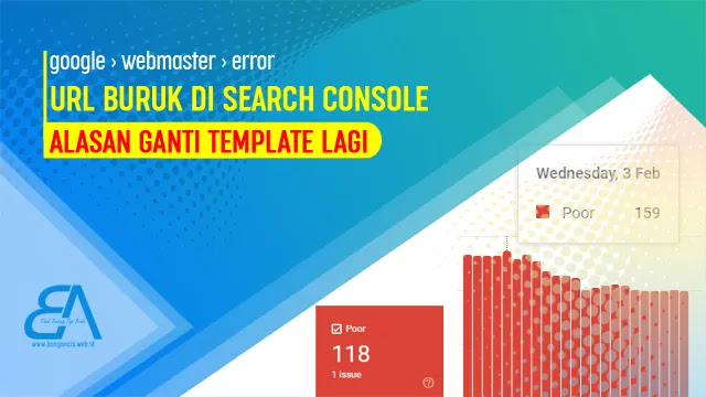 Mengatasi Eror di Search Console