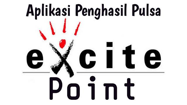Excite Point Penghasil Pulsa