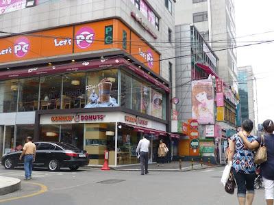 faire du shopping au marché de Dongdaemun à Séoul