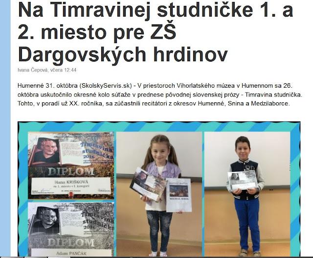 http://skolskyservis.teraz.sk/zakladne-skoly/timravina-studnicka-humenne/30383-clanok.html