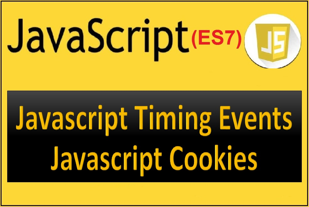 javascript timing event and cookie