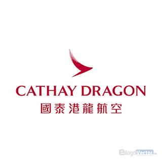 Cathay Dragon Logo vector (.cdr)