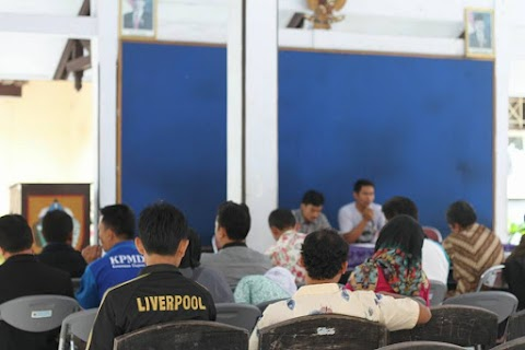 Relawan TIK Pemalang Bentuk Komisariat Kecamatan Pertarukan