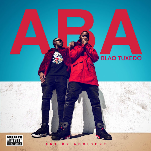 Blaq Tuxedo - ABA (Art By Accident) Cover