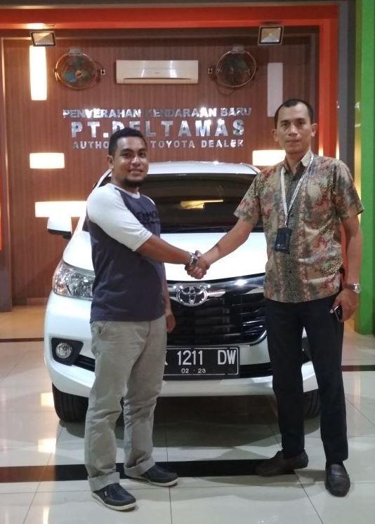 Maruli Toyota Panjaitan - Sales Executive Toyota Deltamas Medan Sumatra Utara