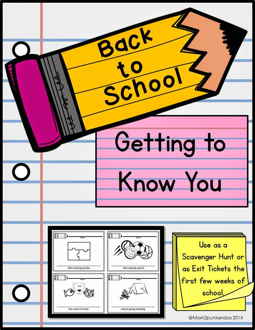 http://www.teacherspayteachers.com/Product/Back-to-School-Getting-to-Know-You-Exit-Ticket-Scavenger-Hunt-editable-1388283