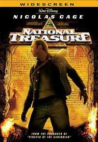 National Treasure Full Movie Hindi - Tamil - English Download 400MB BDRip