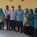Serah Terima Jabatan (Sertijab ) Kepala Kelurahan  Kecamatan Pebayuran Berjalan Lancar