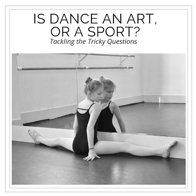 dance, art, sport