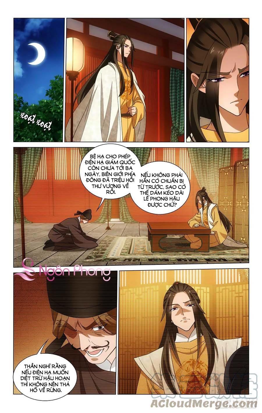 Vương Gia ! Không nên a ! chap 348 - Trang 1