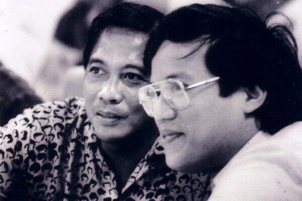 Binay and PNoy
