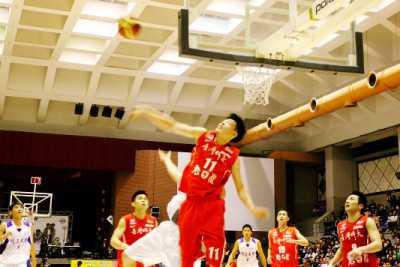 大專籃球運動聯賽UBA男生組第一級賽程表