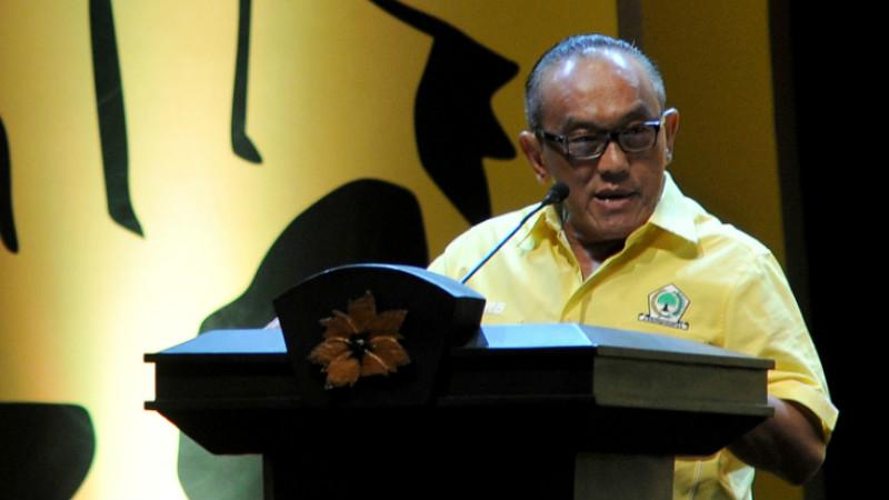 Ketua Dewan Pembina Partai Golkar Aburizal Bakrie