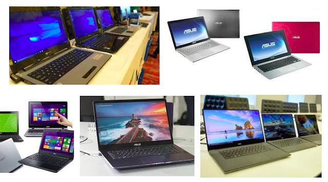 Laptop Terbaik dengan harga 3 jutaan RAM 4GB 2018