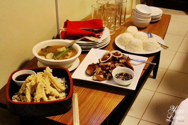 Room Service at Skylight Hotel Palawan Best Restaurants in Puerto Princesa Palawan Philippines YedyLicious Manila Food and Travel Blog
