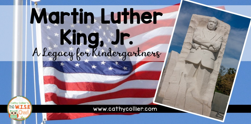 Dr. Martin Luther King, Jr. is a perfect example of a great American. He is also part of the Virginia's Standards of Learning. Here are a few ideas for sharing this American with our earliest learners.