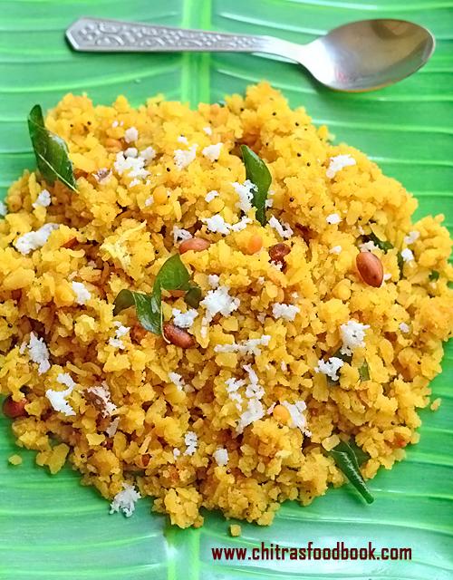 Karnataka Gojju avalakki recipe
