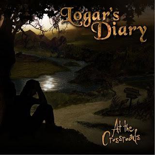 """Ακούστε τον δίσκο των Logar's Diary """"Book III: At the Crossroads"""""""