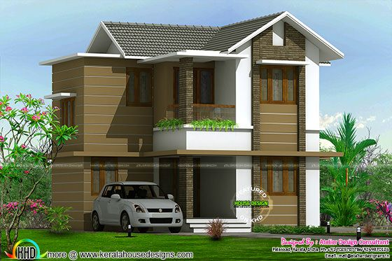 Cute budjet home in 1400 sqft