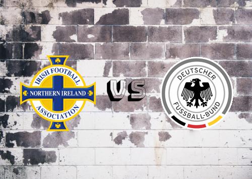 Irlanda del Norte vs Alemania  Resumen y Partido Completo