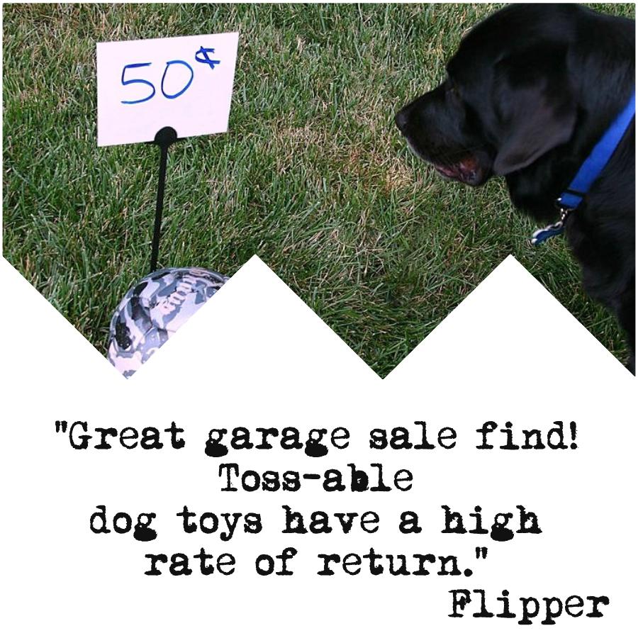 FRIDAY FUNNY 2.0: Interactive Garage Sale Humor ...