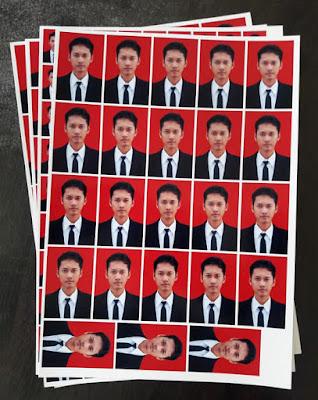 Cetak Print Pas Foto 4 x 6 Buka 24 Jam Jakarta