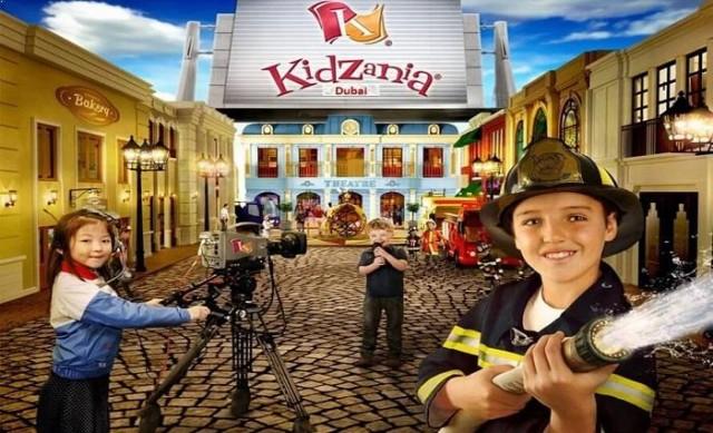 KidZania Dubai Mall