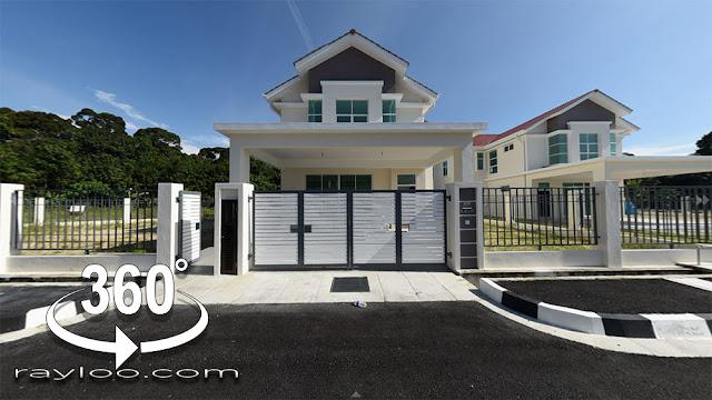 Seri Genting Balik Pulau New Bungalow Raymond Loo 019-4107321
