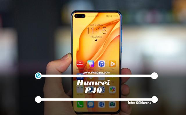 Spesifikasi Lengkap dan Harga Huawei P40