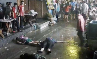 Thailand Attacked Tourists