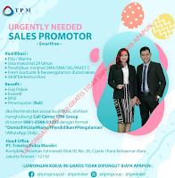 Lowongan Kerja Bali di PT. Trimitra Putra Mandiri Desember 2020