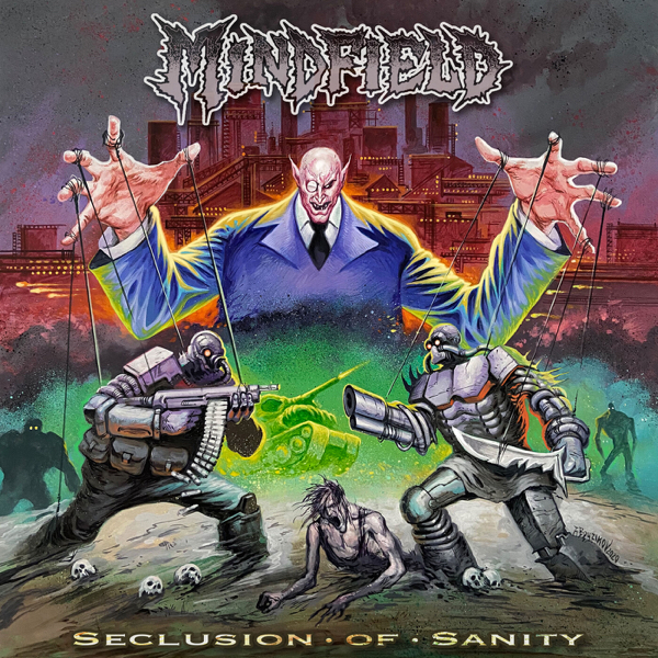 Mindfield Seclusion of Sanity Download zip rar