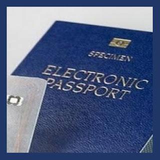 Paspor Jenis Elektronik Tak Antre di Bagian Imigrasi