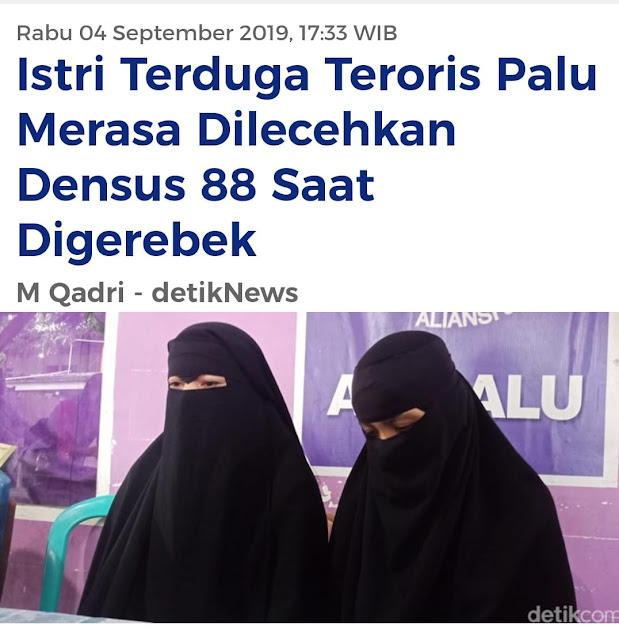 Istri Teroris