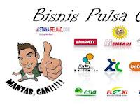 Bisnis Pulsa Online Terpercaya Bersama Istana Reload Telegram